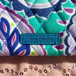 Vera Bradley Accordion Wallet